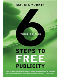 Marcia Yudkin's Excellent Book on Marketing and Publicity.