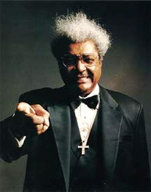 Don King.  Bad Hair, Great Promoter.