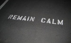 Remain Calm.  Cyber-Industrial Complex